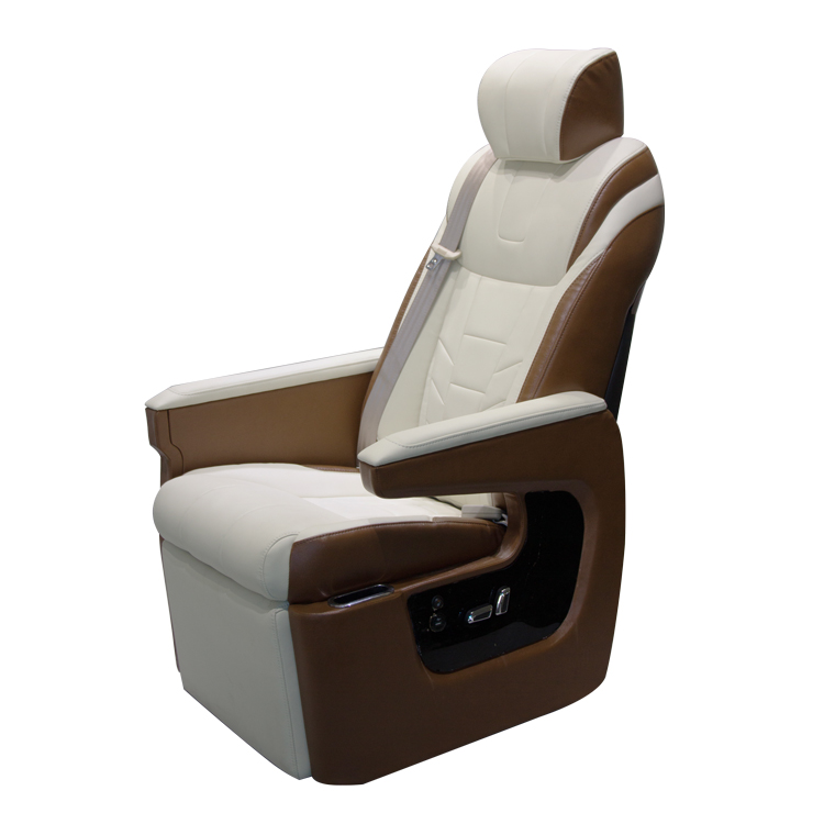 RA-L080 Luxury Car Chair with Pneumatic Massage and Heating