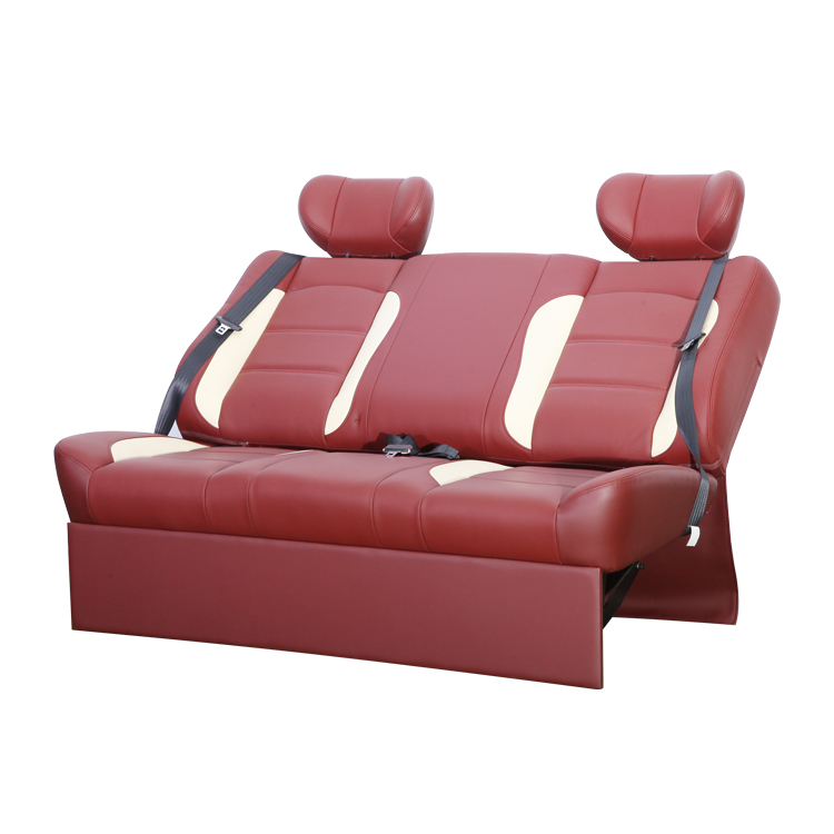 RA-L100 Leather Rear Seat for V260L with Power Massage and Wind Flow