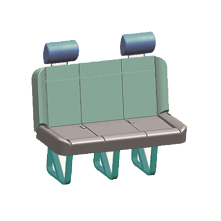 FS04-25 School Bus Seat